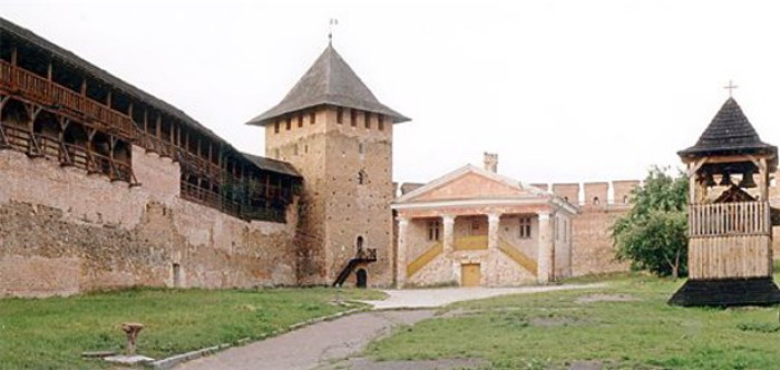 Image - The Lutsk Castle (13th-16th century).
