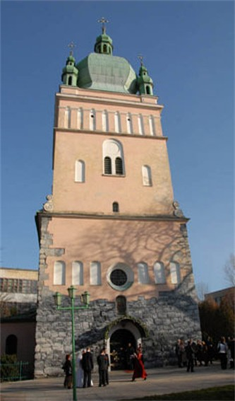 Image - Church of Good Friday in Lviv (built in the 1640s).