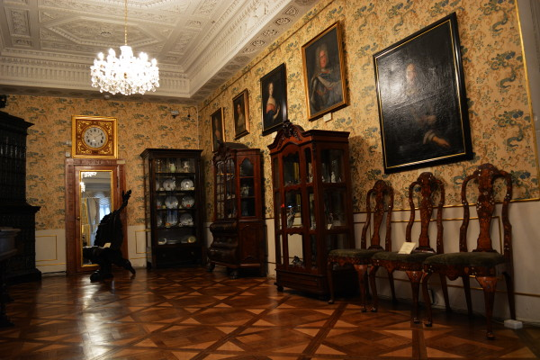 Image - Lviv Historical Museum (exposition hall).