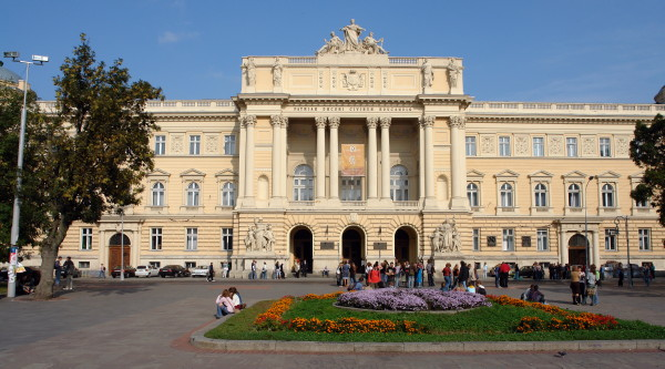 Image - Lviv University: main building.