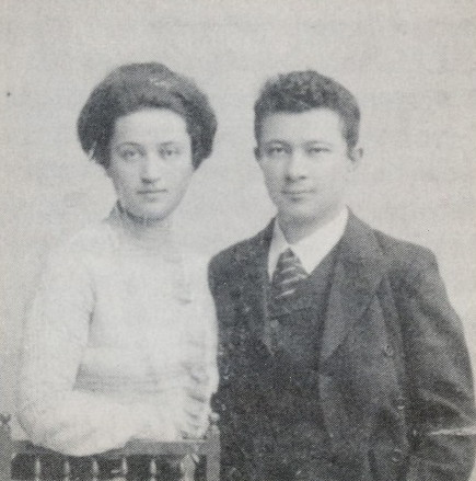 Image - Arnold Margolin with his wife
