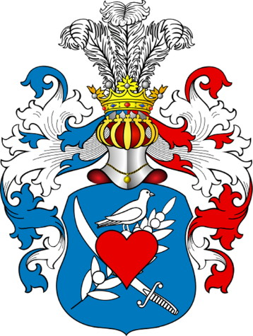 Image - The coat of arms of the Markovych family.
