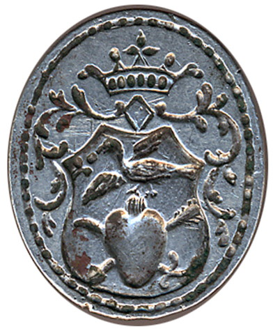 Image - The seal of the Markovych family.