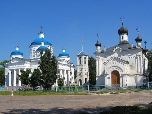 Image - The Dormition Church in Mglin.