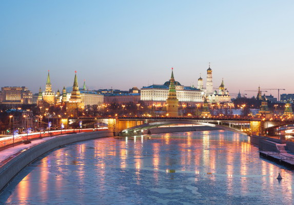 Image - Moscow: city center.