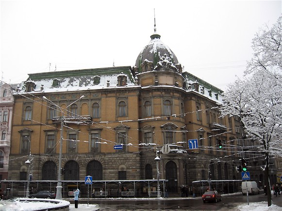 Image - The Museum of Ethnography and Crafts in Lviv.