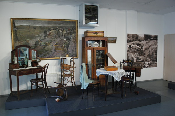 Image - The Museum of Kyiv's History (exhibit hall).