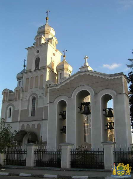 Image - A Greek Catholic Church in Mykolaiv, Lviv oblast.
