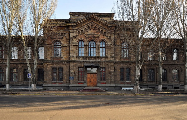 Image - Mykolaiv National University of Shipbuilding (main building).