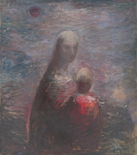 Image - Dezyderii Myly: Mother (1947).