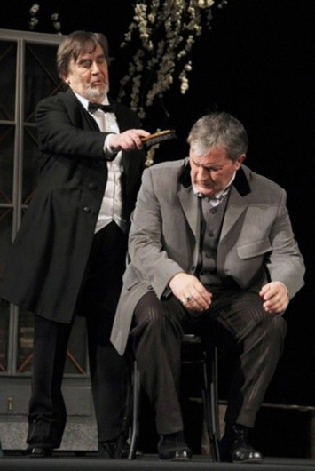 Image - The National Academic Theater of Russian Drama: a performance of Anton Chekhov Cherry Orchard.