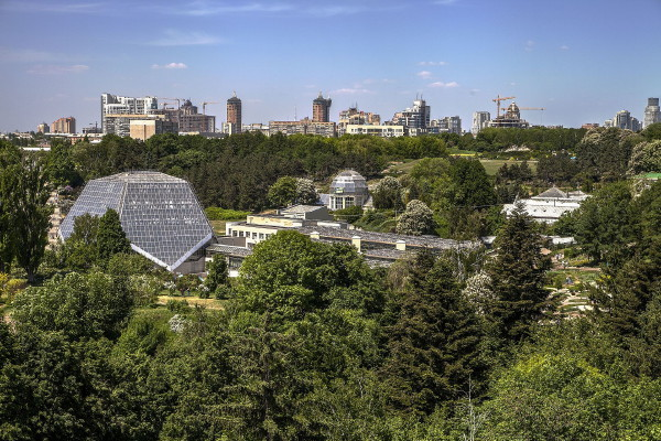 Image - The National Botanical Garden in Kyiv.
