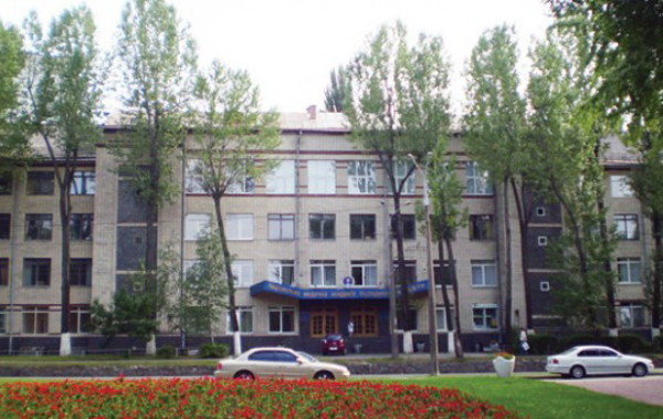 Image - National Medical Academy of Postgraduate Education in Kyiv (main building).