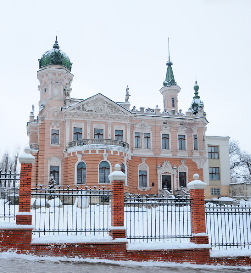 Image -- The National Museum in Lviv (secondary building).