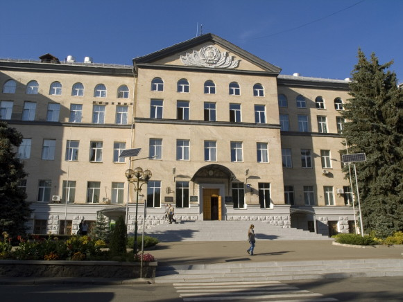 Image - The National University of Life and Environmental Sciences of Ukraine (main building).