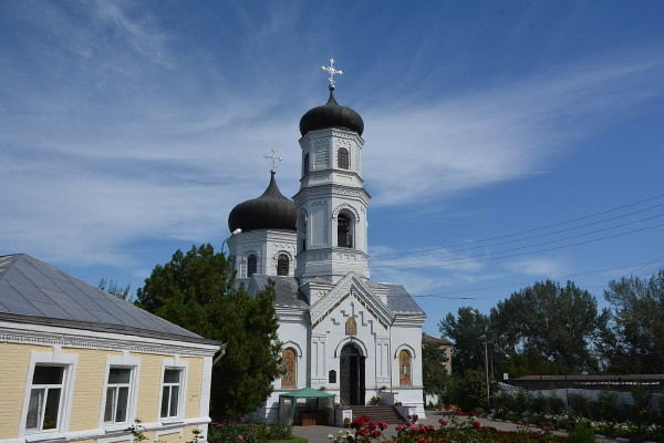 Image - Nikopol: Transfiguration Church.