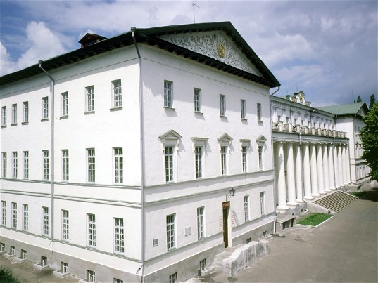 Image - Former Nizhyn lyceum building (1805-20); today: Nizhyn Pedagogical University.