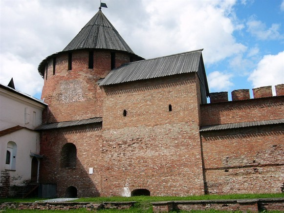 Image - The Novgorod castle (15th century).