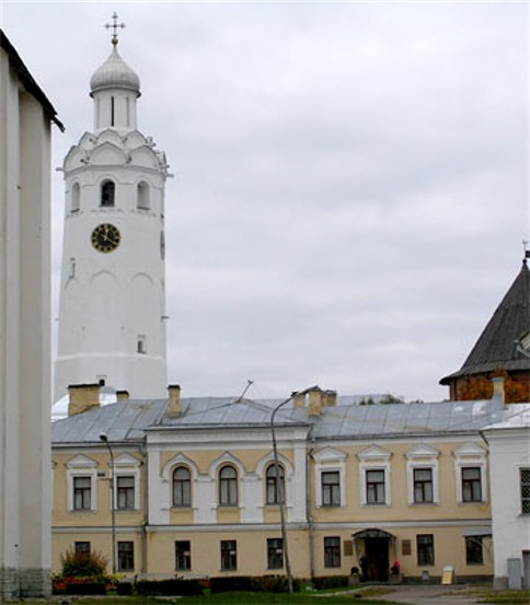 Image - The town hall in Novgorod.
