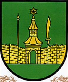 Image - Novhorod-Siverskyi: Coat of arms.