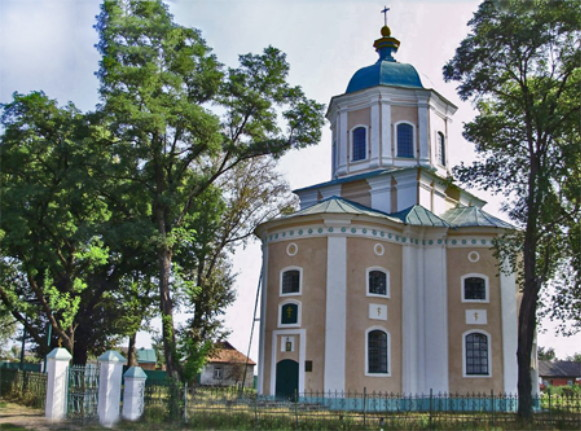 Image - Novomyrhorod: Saint Elijah Church (1786).