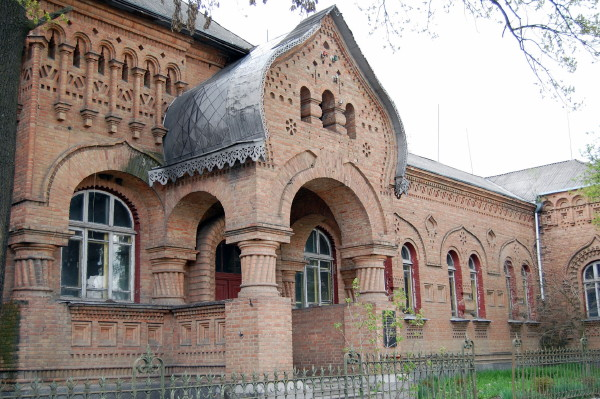 Image - A hospital in Novomyrhorod
