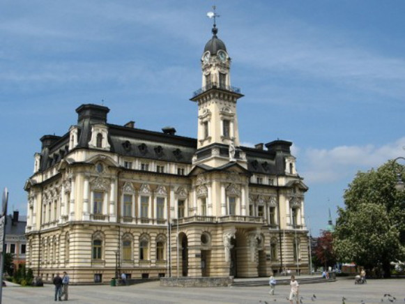 Image - Nowy Sacz: city hall.