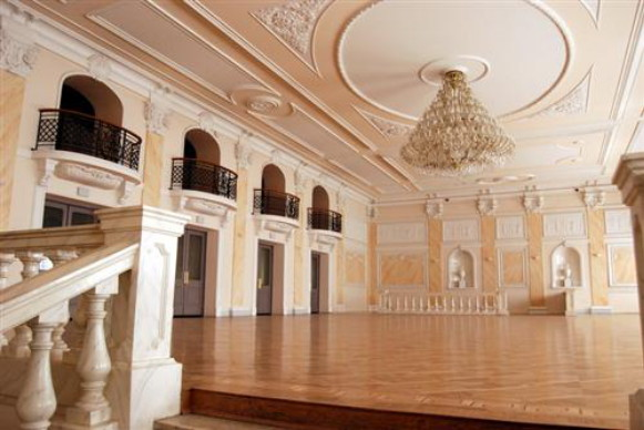 Image - Odesa Academic Ukrainian Music and Drama Theater (interior).