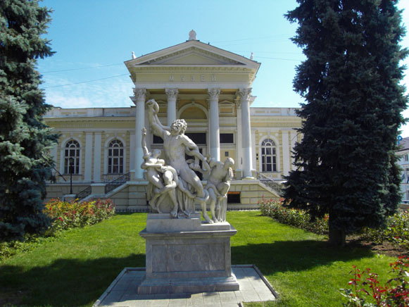 Image - The Odesa Archeological Museum.