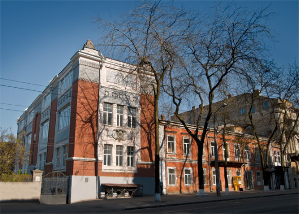 Image - The Odesa Art School.