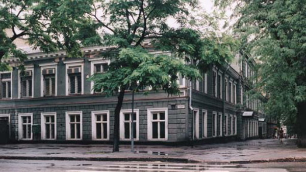 Image - The Richelieu Lyceum in Odesa.
