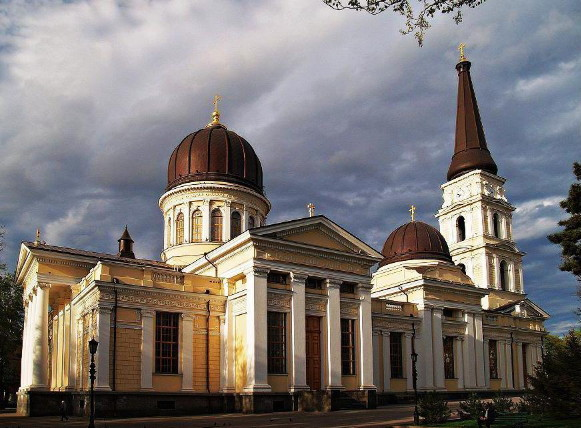 Image - Odesa: The Transfiguration Cathedral.