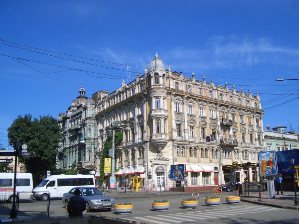 Image - Odesa (city center).