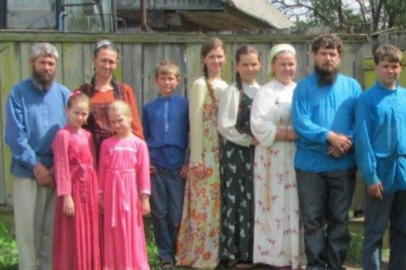 Image - Old Believers in Ukraine.