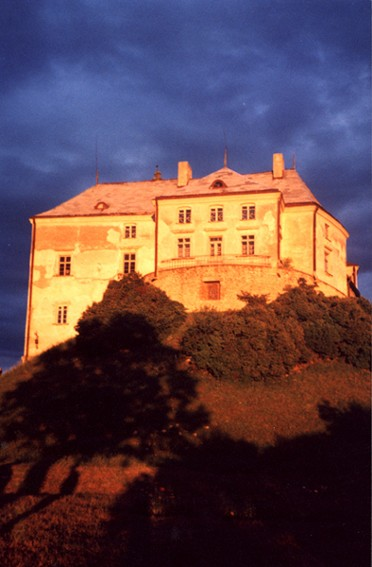 Image - The Olesko castle (13th-18th centuries).