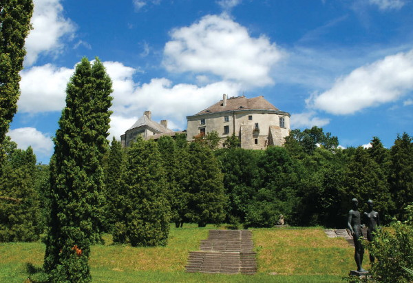 Image - The Olesko castle in Lviv oblast (13th-18th centuries).