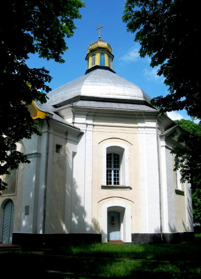 Image - Olyka: The Orthodox Church of Presentation at the Temple (1784).