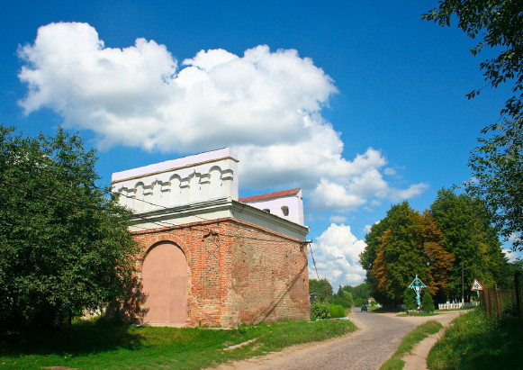Image - Olyka: The Lutsk Gate.