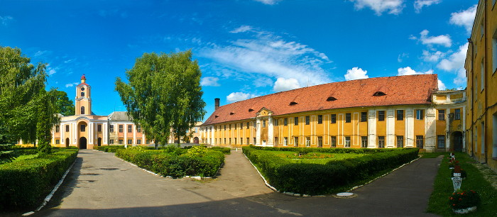 Image - The Olyka castle.