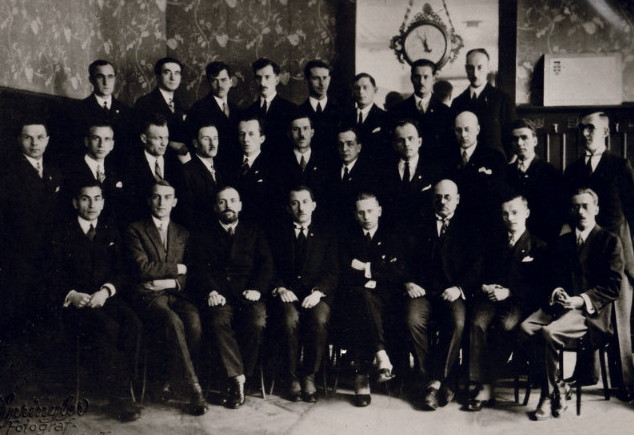 Image - The First Congress of the Organization of Ukrainian Nationalists (1929).