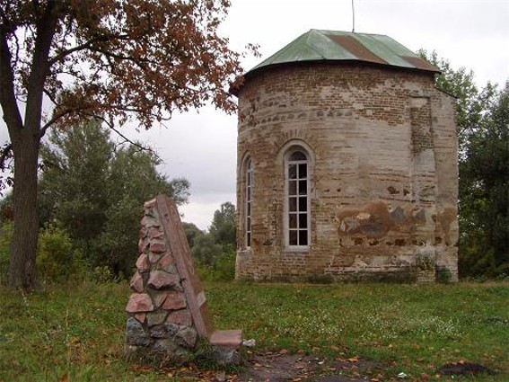 Image - Saint Michael's Church (aka Yurii's Temple) in Oster (built in 1098).