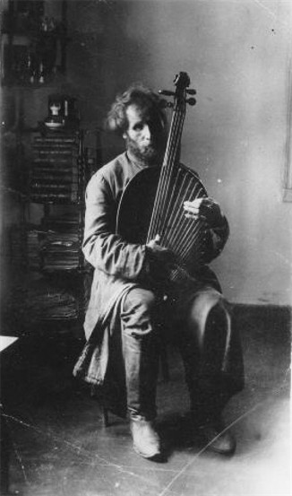 Image - Kobzar Stepan Pasiuha (1910 photo).
