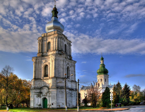 Image - Pereiaslav: the Ascension Cathedral.