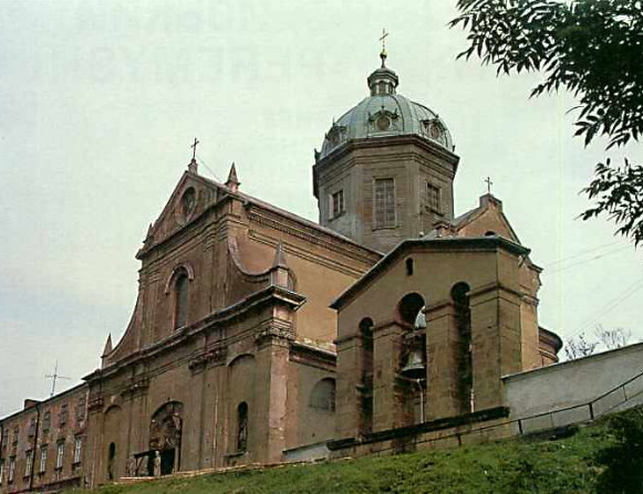 Image - Peremyshl (Przemysl): the former Greek Catholic Cathedral of Saint John the Baptist.