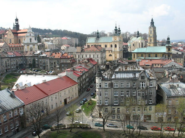 Image - Peremyshl (Przemysl): city center.