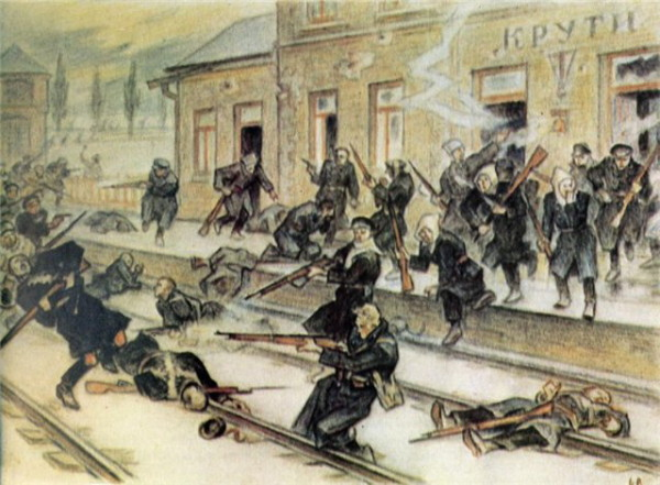 Image - Leonid Perfetsky: [The Battle of] Kruty.