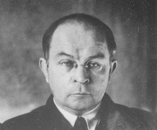 Image -- Viktor Petrov (1930s photo).