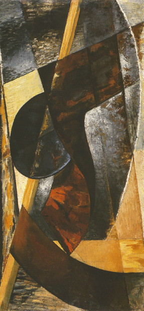 Image - Anatol Petrytsky: An Abstract Composition (1920s).
