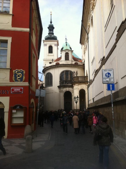 Image - Prague: Saint Clement Greek Catholic Church.