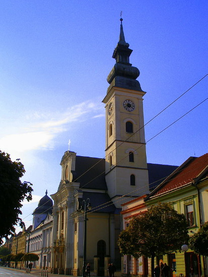 Image - Presov: Saint John the Baptist Greek Catholic Church.